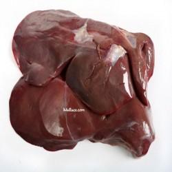 Lamb Liver Cut cubes HMC