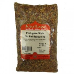 Piri Piri Seasoning Mullaco 300g