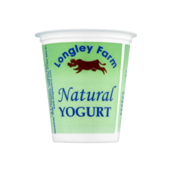 Longley Farm Natural Yogurt 454g
