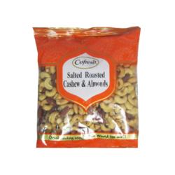Cofresh Salted Roasted Cashew & Almonds 600g