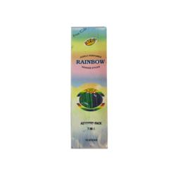 Raazi Rainbow Incense Sticks 7-in-1
