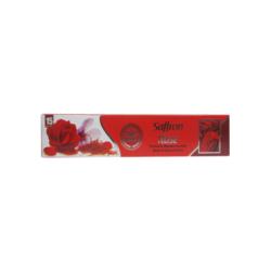 Heera Saffron Rose Incense 15pcs