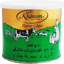 Khanum Butter Ghee 500g