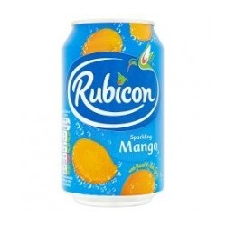 Rubicon Mango Sparkling (Juice 24x330ml)