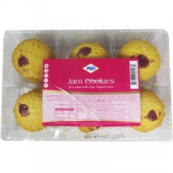 KCB jam cookies