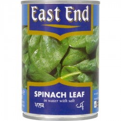 East End Spinach Leaf 380g