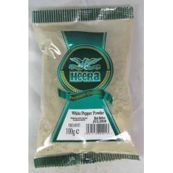Ground White Pepper Heera 100g