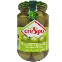 Olives Crespo Green Gordal 354g