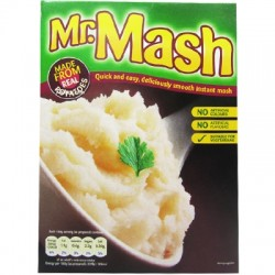 Mr. Mash