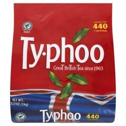 Typhoo 1 Cup Teabags 440's