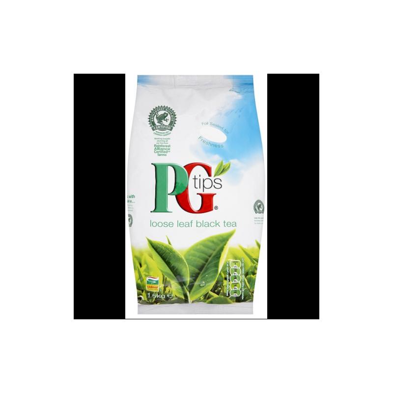 PG Tips Loose Leaf Black Tea