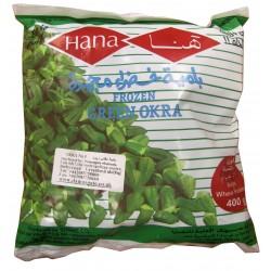 Frozen Green Okra Zero
