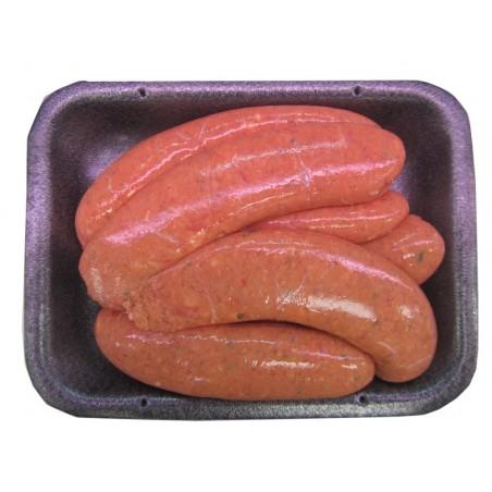 Lamb Sausage 6 Pack HMC Halal