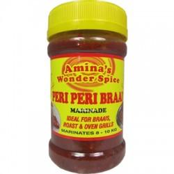 Aminas Wonder Spice Peri Peri Braai Marinade (325g)