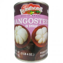 New Lamthong Mangosteen in Syrup 565g