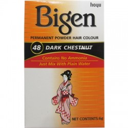 Bigen Powder Dye Dark Chestnut