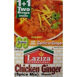 Laziza Chicken Ginger