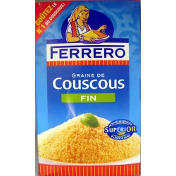 CousCous Ferrero Fine 1kg