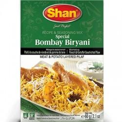 Shan Bombay Biryani Mix 60g