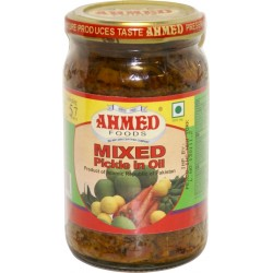 Ahmed Mixed Pickle in Oil 330g