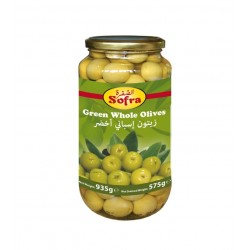 Sofra Green Olives