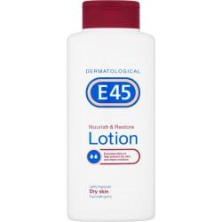 E45 Nourish & Restore Body Lotion 400ml