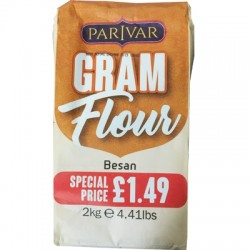 Parivar Gram Flour Besan 2kg