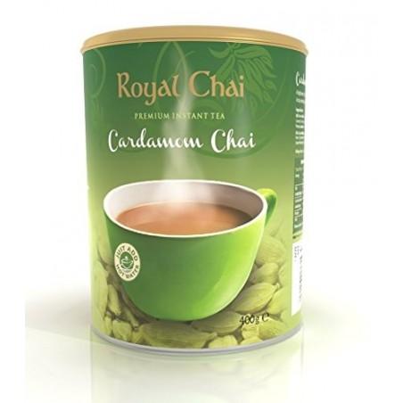 Royal Chai Cardamom Tea Sweetened 400g