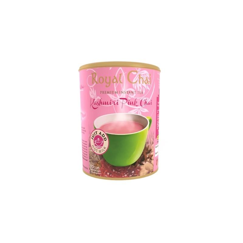 Royal Chai Kashmiri Pink Tea Sweetened