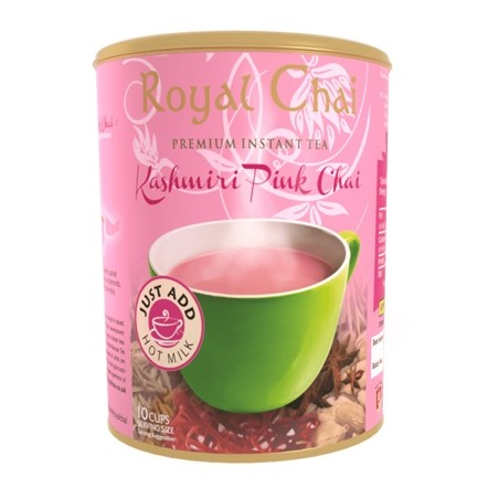 Royal Chai Kashmiri Pink Tea Sweetened 400g