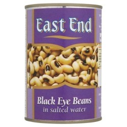Black Eye Beans in Brine 400g