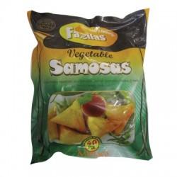 Fazilas Vegetable Samosas 20's