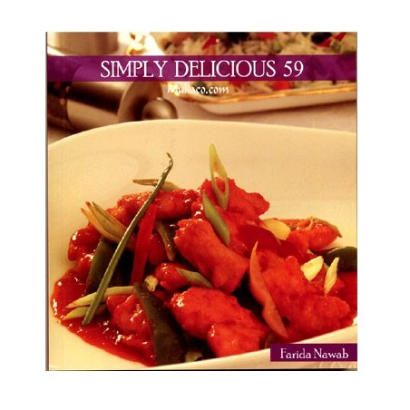 Simply Delicious 59 by Farida Nawab